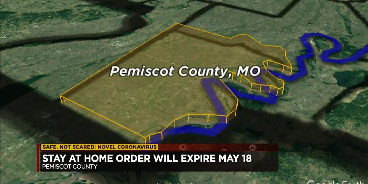 Pemiscot County, Mo. stay-at-home order to expire May 18