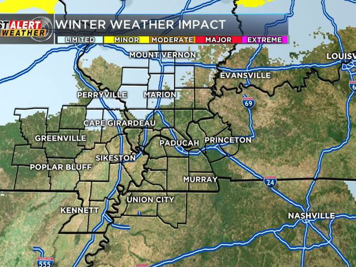 First Alert: Clouds and light rain linger over the Heartland