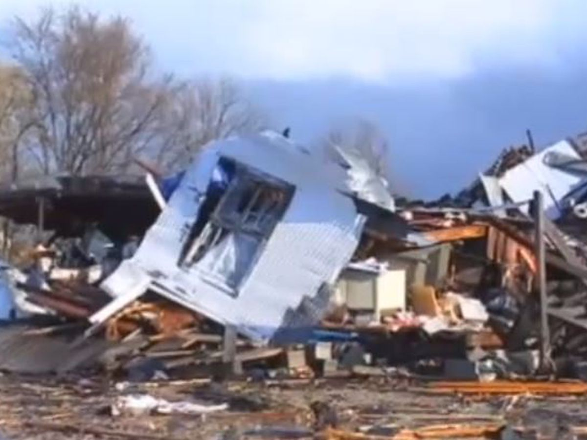 Ceremony to be held on anniversary of Brookport tornado