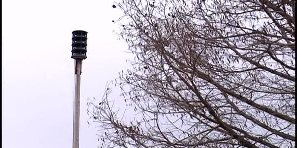 Emergency storm siren 'inadvertently activated' in Carbondale