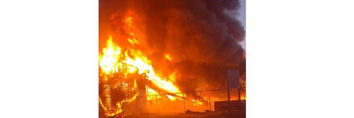 Reward offered in Gideon, Mo. business arson