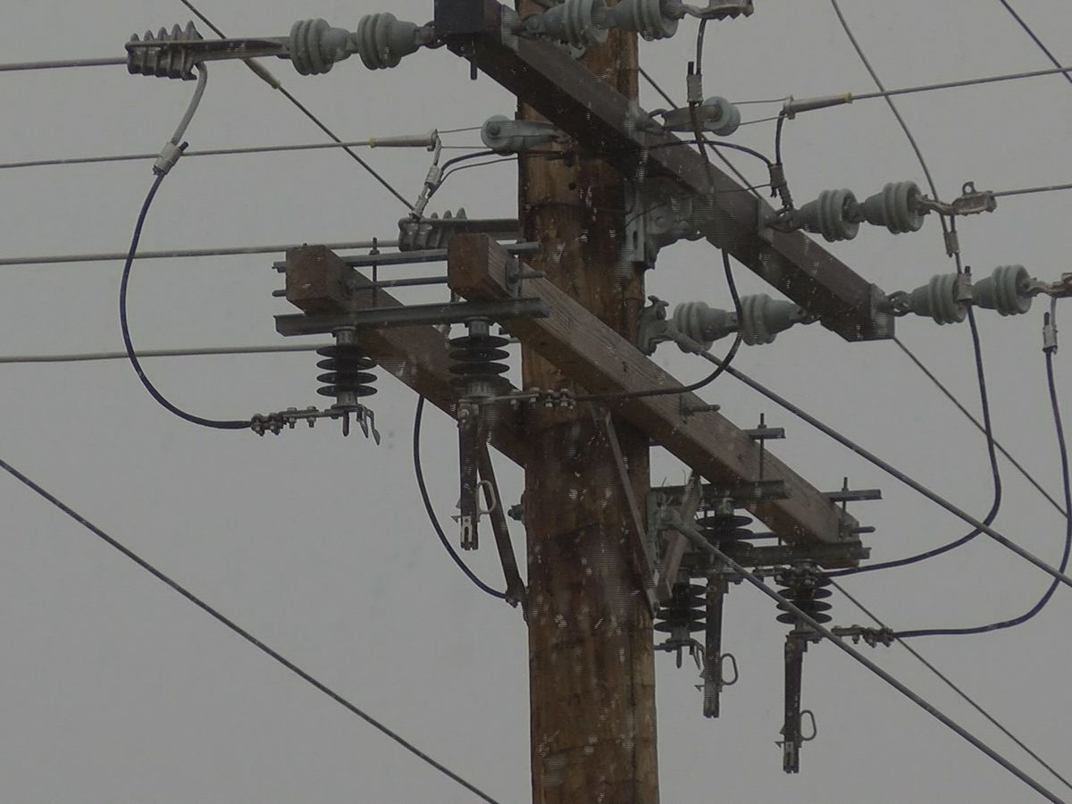 Preparing for power outages from winter weather