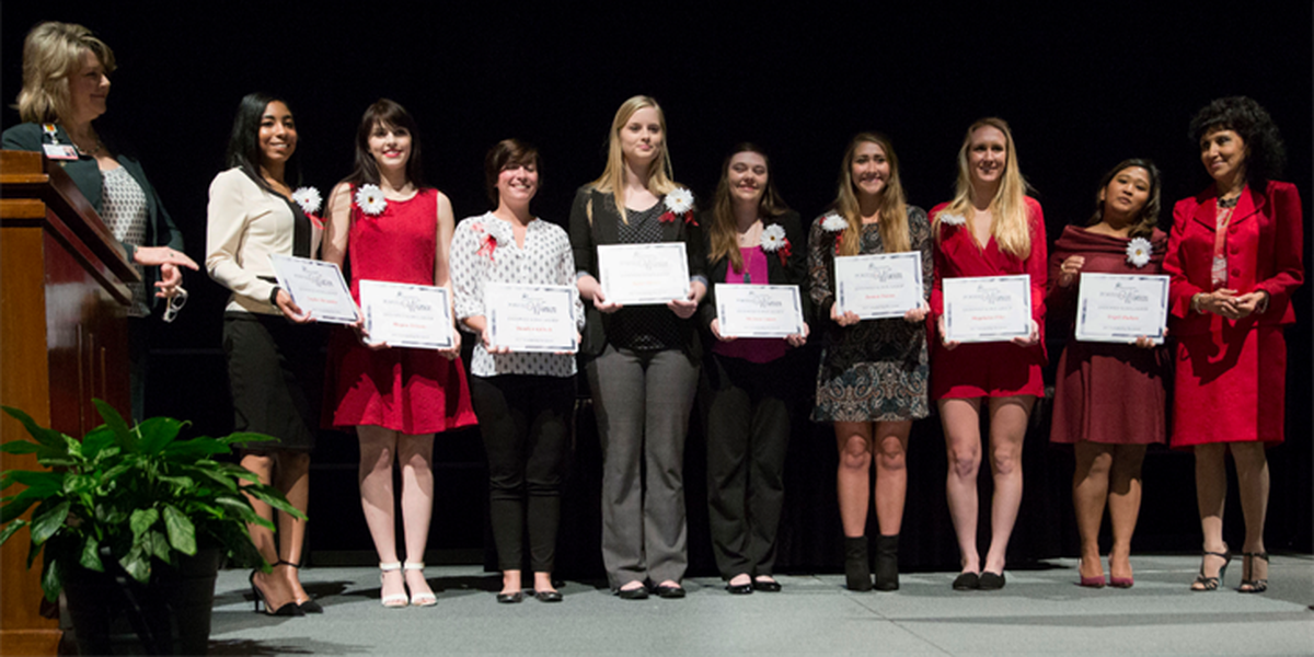 Southeast students honored with Power of Women scholarships