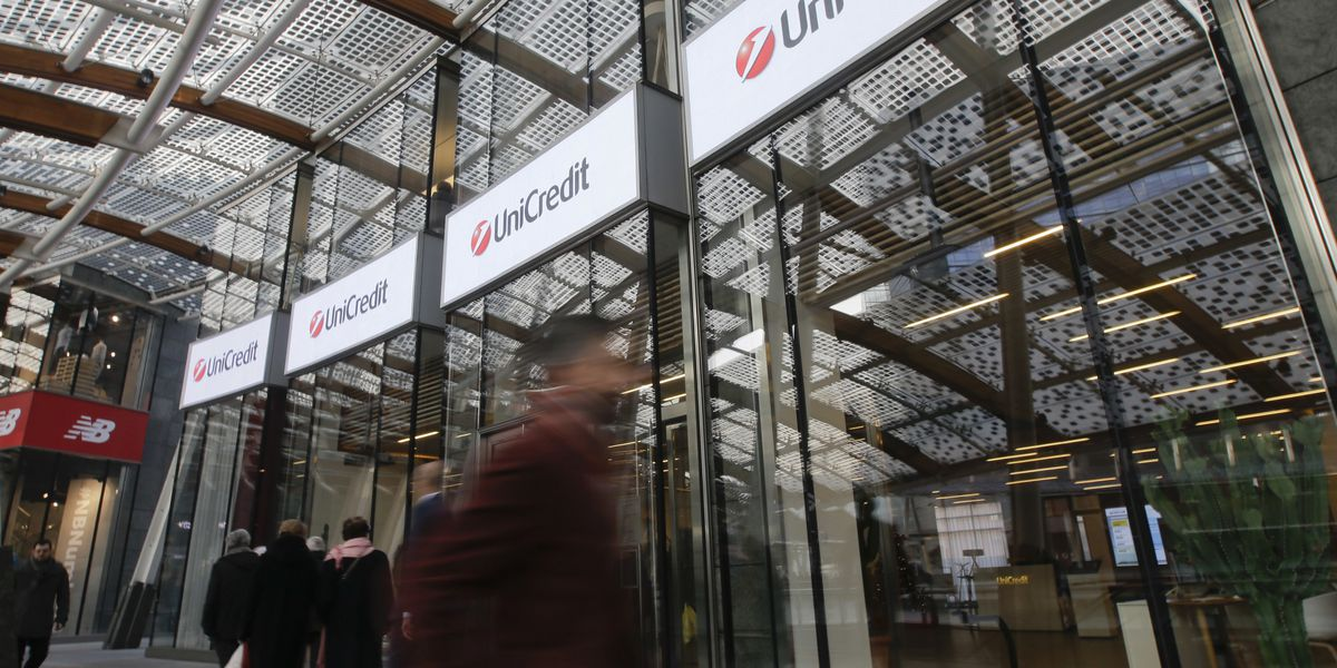 Iran sanctions, Turkish write-down hit UniCredit profit