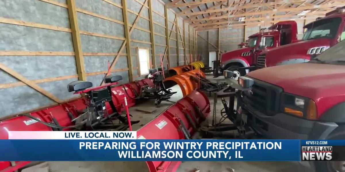 Preparing for wintry precipitation in Williamson Co.