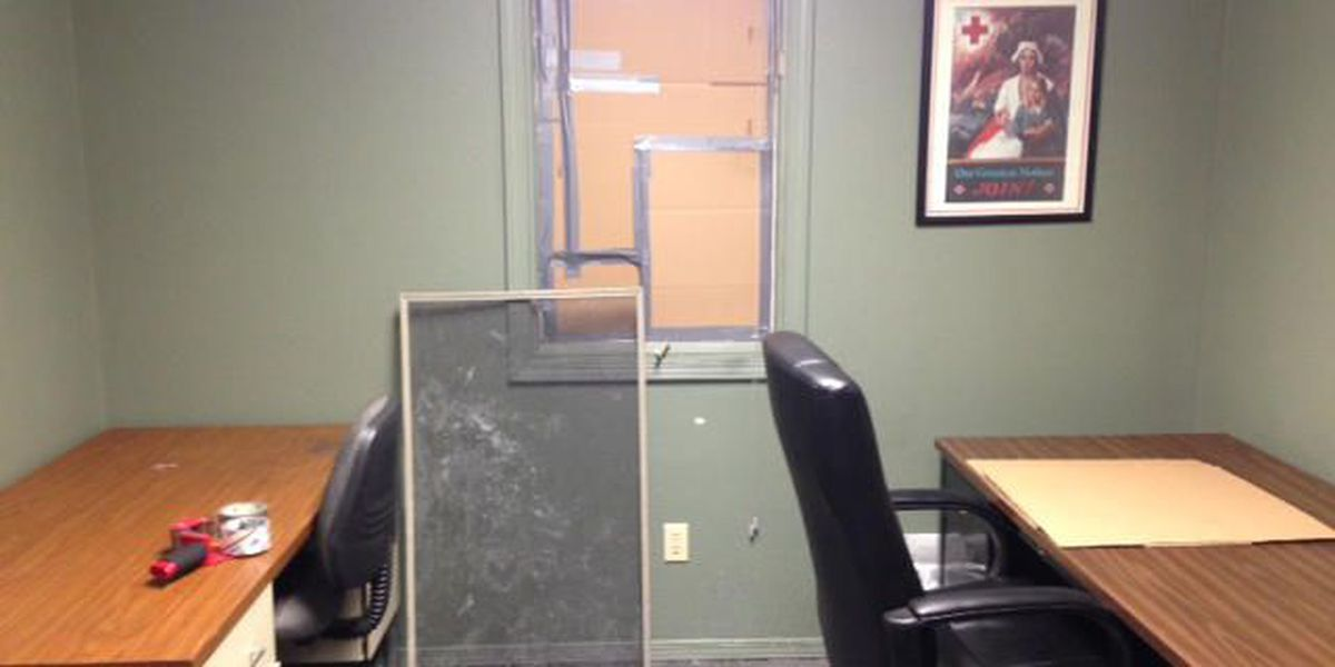 Cape Girardeau Red Cross broken into for the second time in 2 months