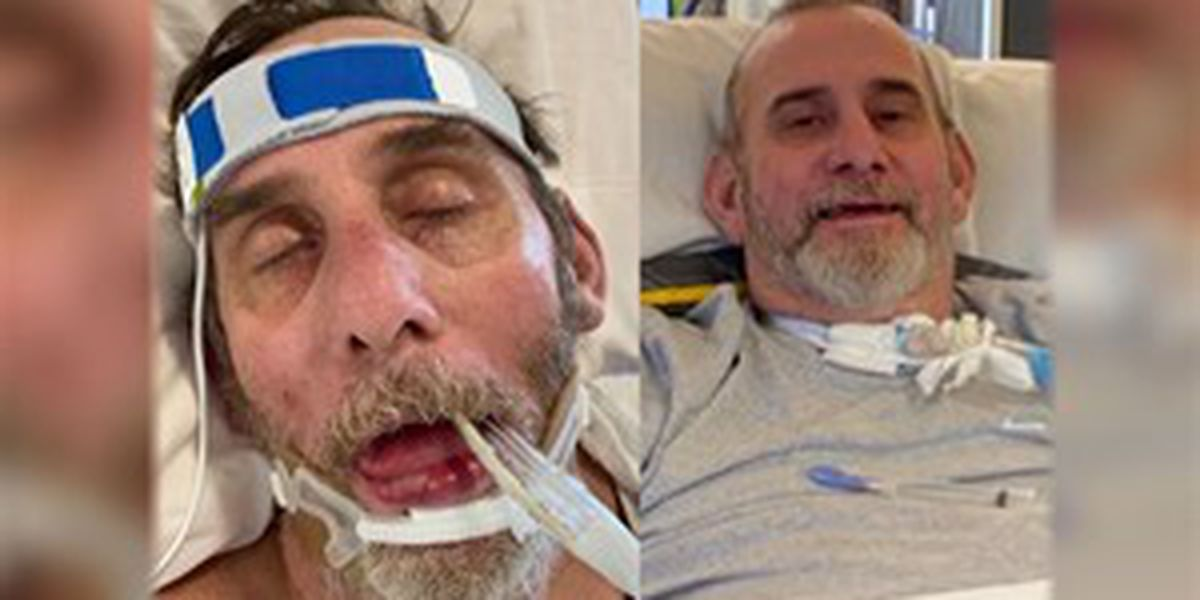 'I know he's a miracle': Pineville man continues nearly 200 day journey in hospital fighting COVID-19