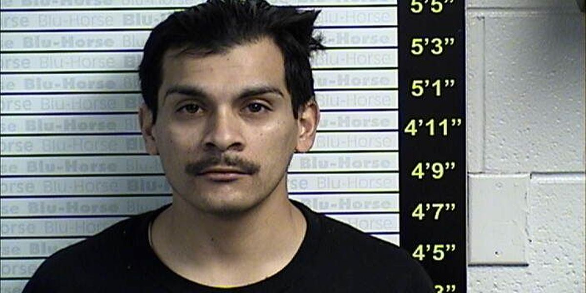 Man wanted in CA on rape charges captured in Mayfield, KY