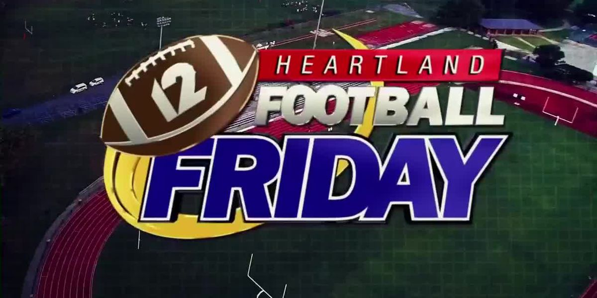 Heartland Football Friday Week 8 final scores