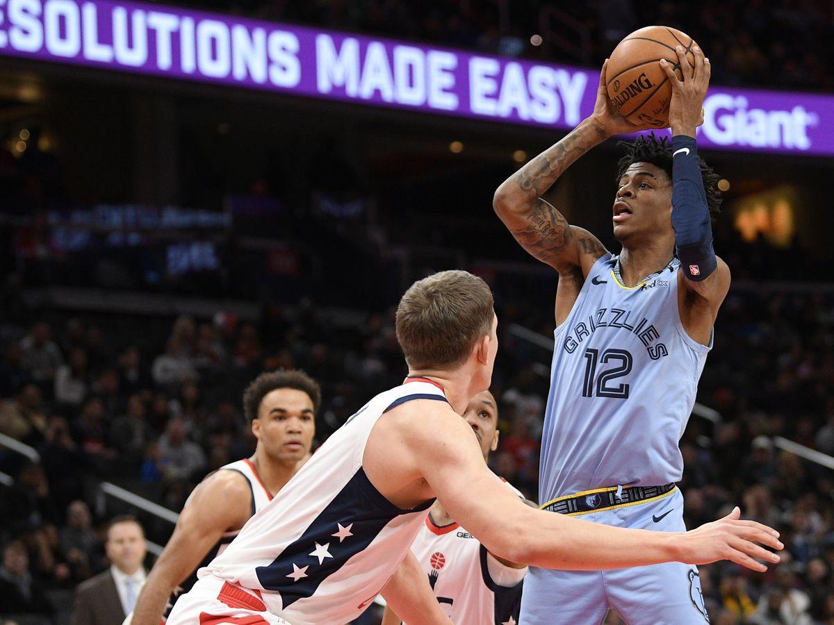 Memphis Grizzlies Ja Morant buys mom a car