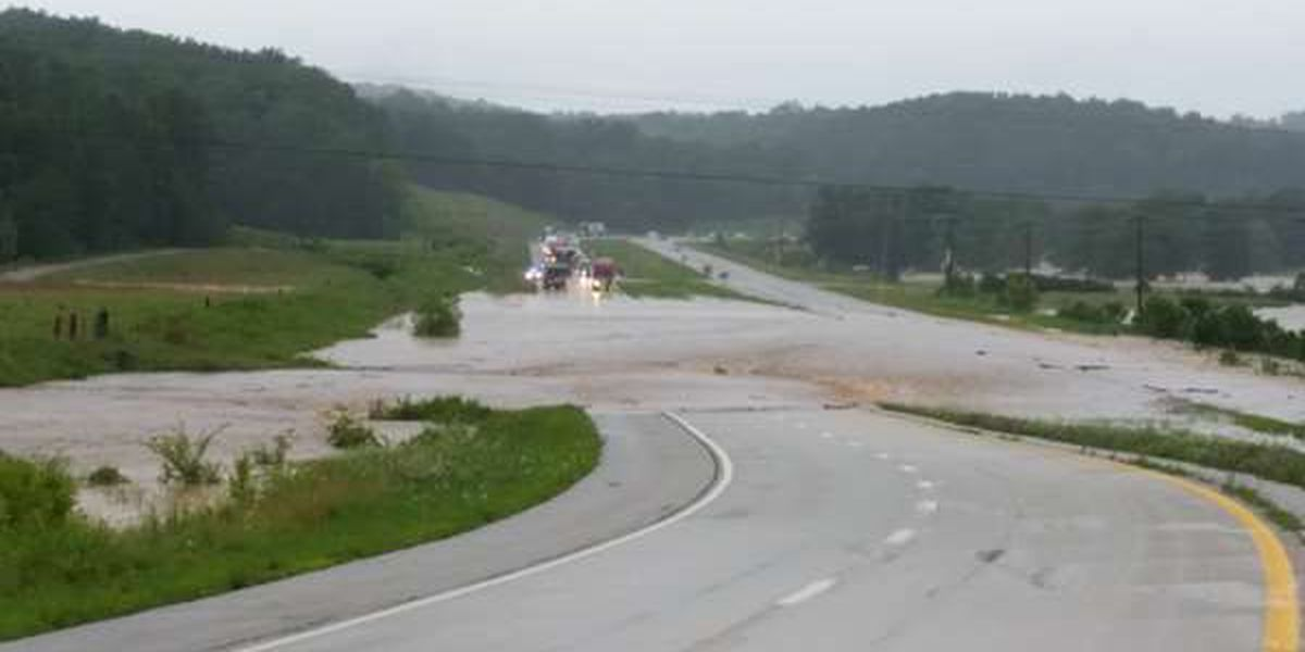 Carter County dealing with flooding