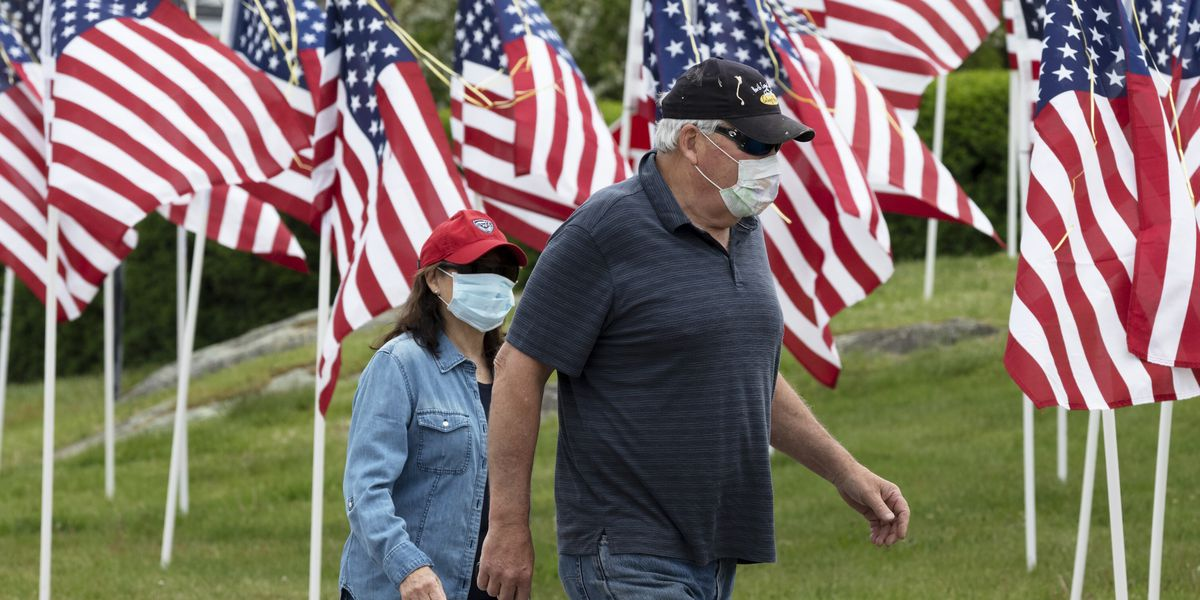 Holiday amid pandemic: Americans divided on how to respond