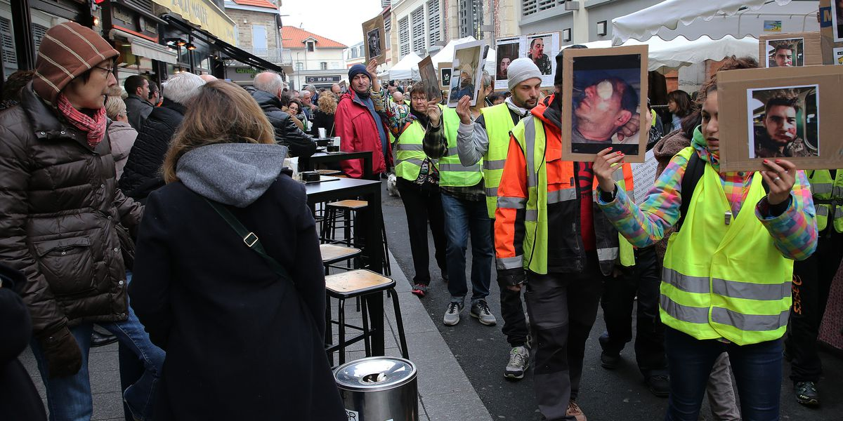 French police brace for New Year's Eve unrest