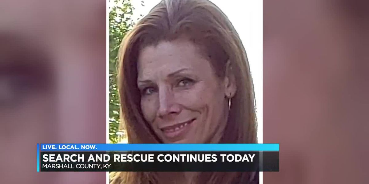 Marshall Co. Rescue Squad searches for missing woman