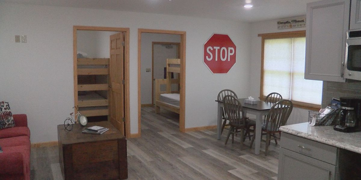 Perryville opens new bicycle hostel to boost tourism