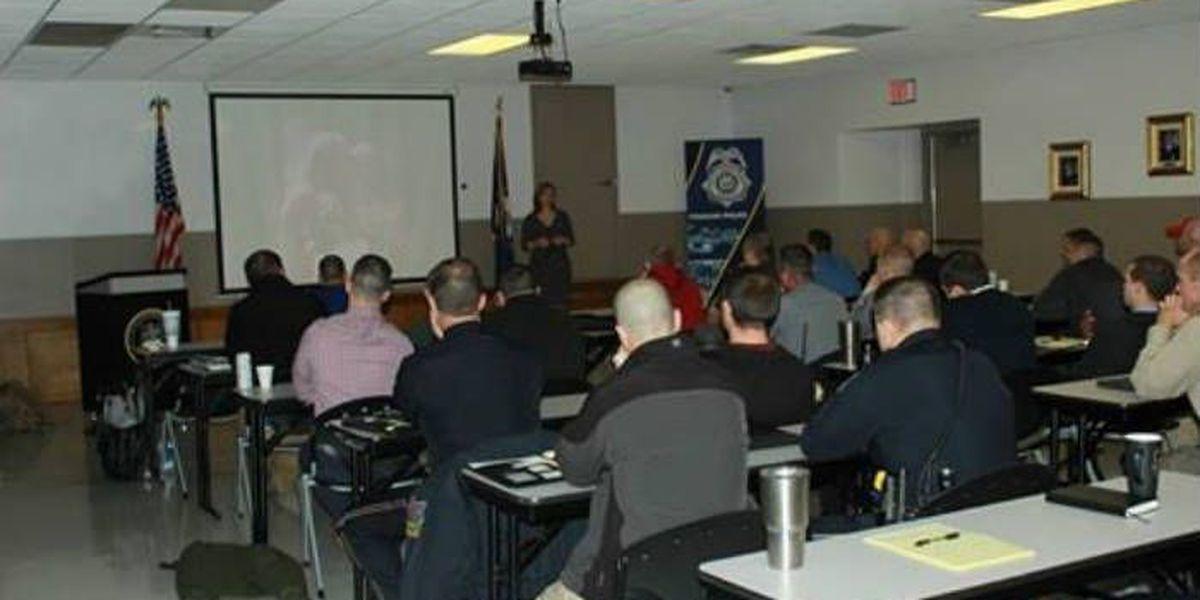 Officers attend 'Below 100' program