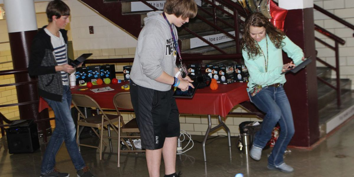 Digital world of possibilities showcased at Tech Camp