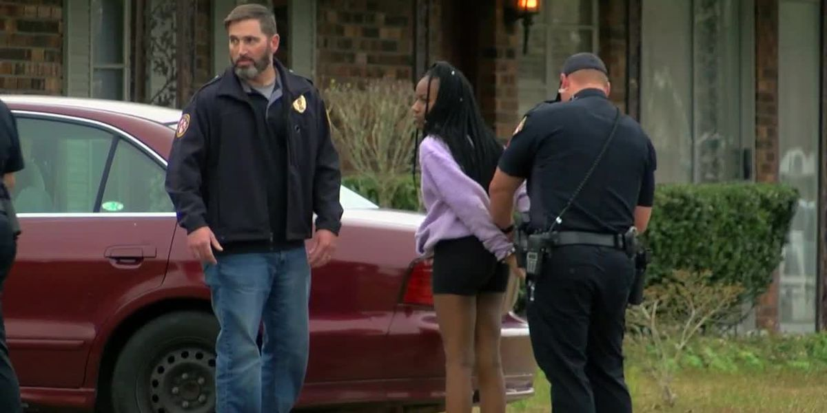 WATCH: Two of five teen suspects arrested for murder of Biloxi 16-year-old