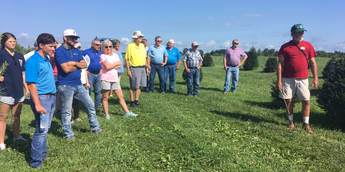 40th annual AG tour in Cape Girardeau County, Mo.