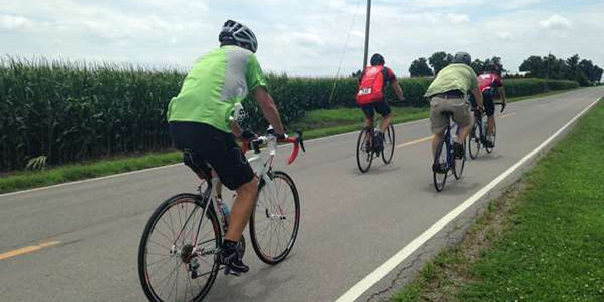 More than 1,000 cyclist turn out for Tour de Corn
