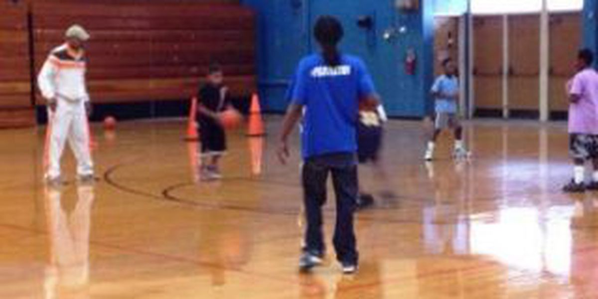 Camp Fundamental in Cairo teaches kids basketball and more