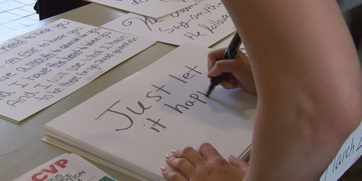 Southeast University sexual assault survivors find their voice through writing project