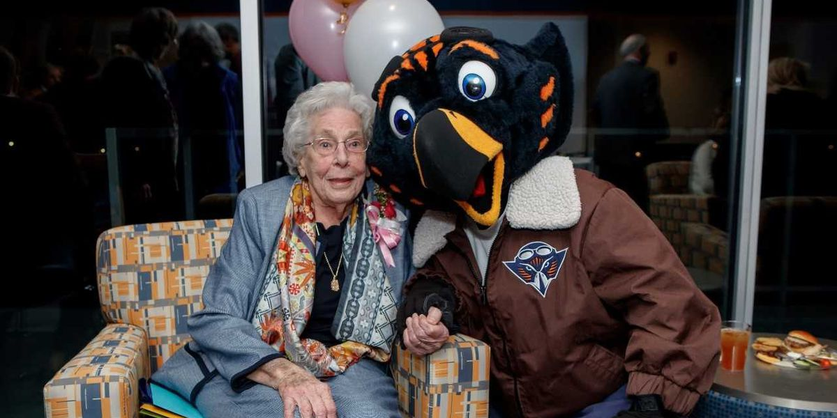 Bettye Giles, trailblazer for Women's Athletics, turns 90