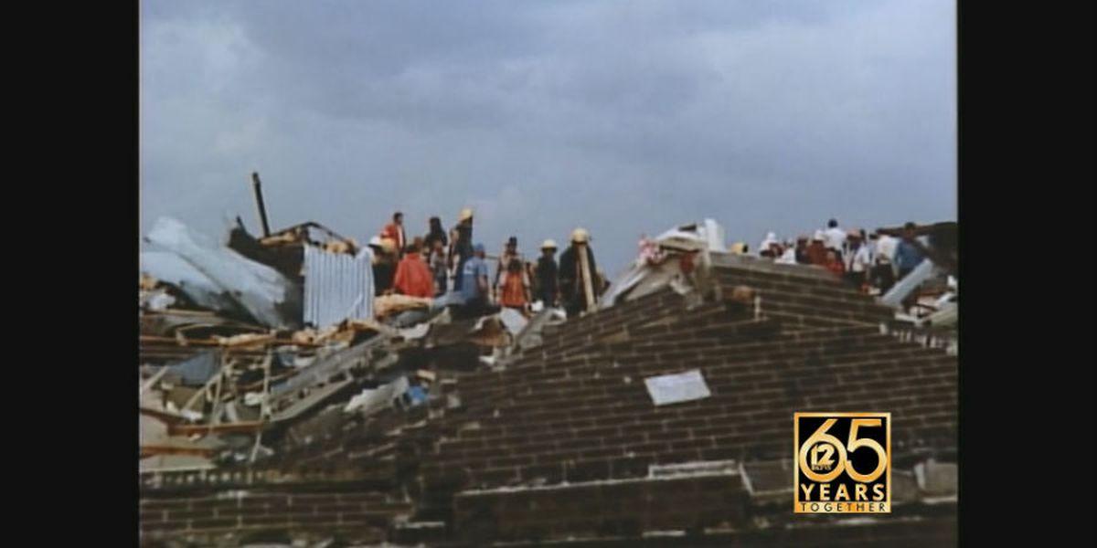 The 1982 Marion Tornado