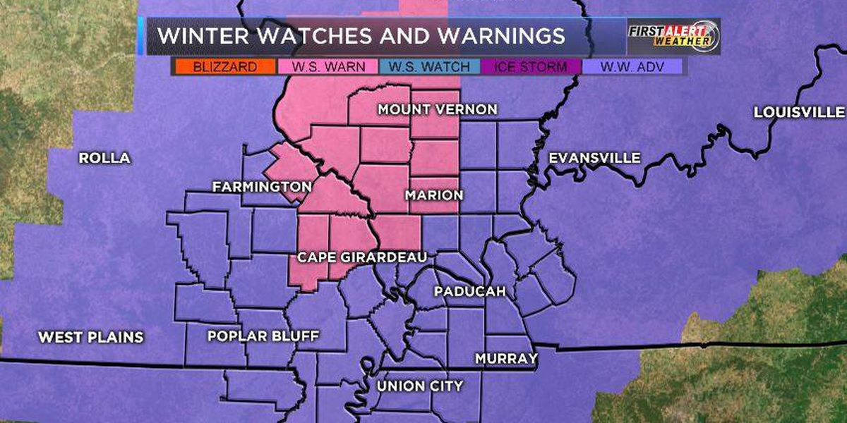 First Alert: Now is the time to prepare for snow, ice