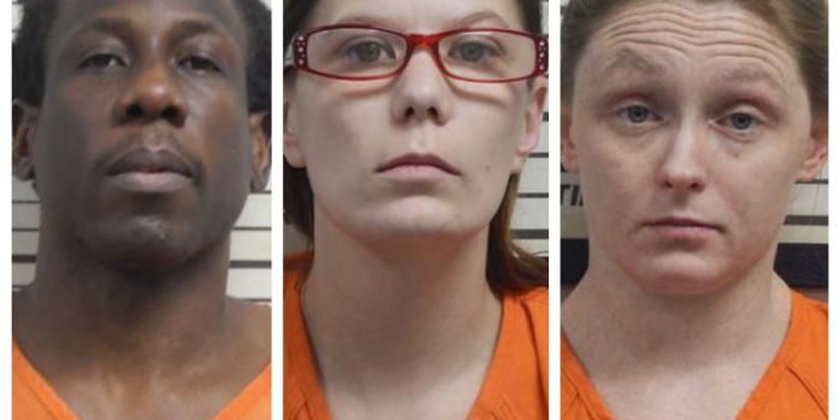 3 Mississippi Co. residents arrested in connection with drug investigation