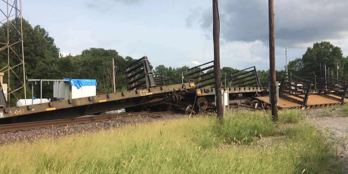 No threat to public safety after train derailment in Franklin County, IL