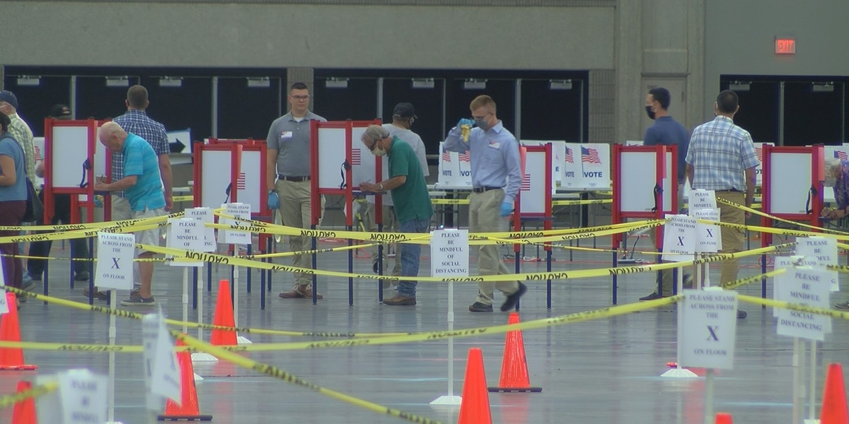 Ky. bill makes some pandemic voting changes permanent