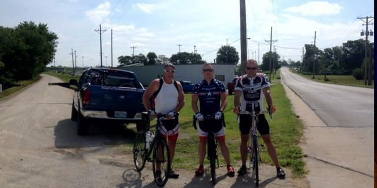 Bikers pedaling for Butler County Veteran's Wall