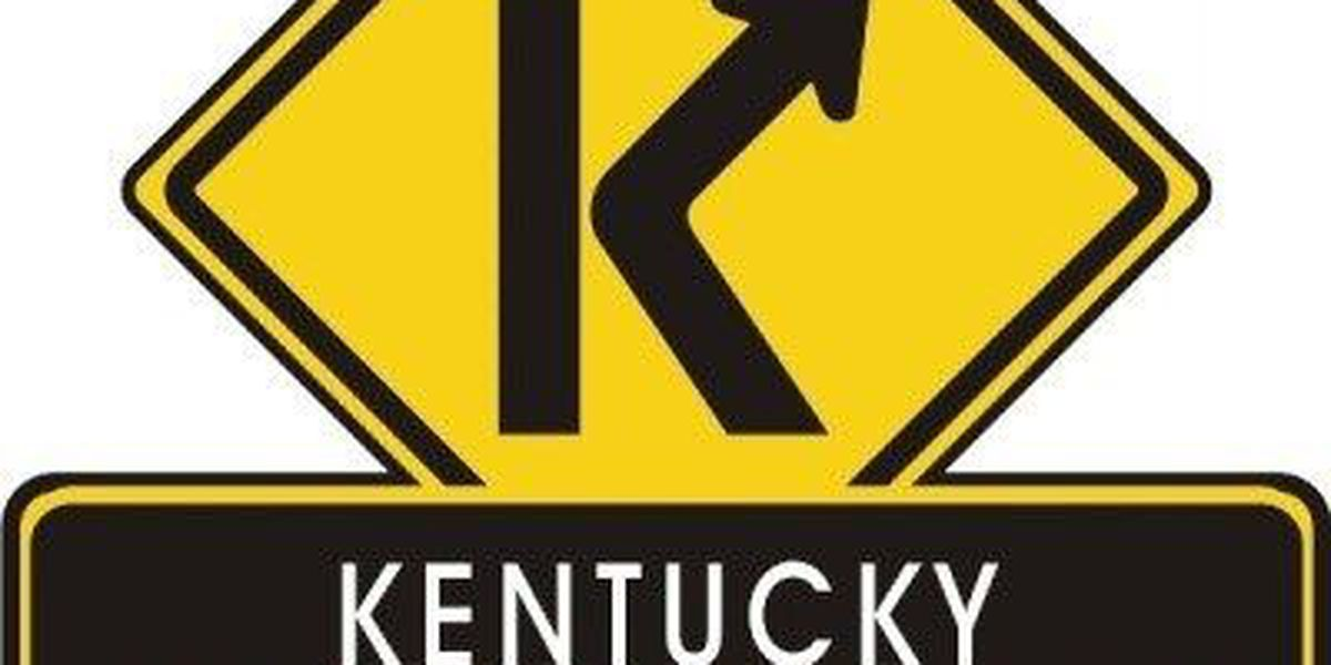 I-24 open in Trigg Co., KY after vehicle struck cable barrier