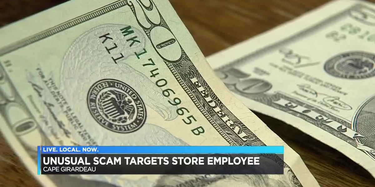 Scam started at work shatters Cape Girardeau woman's life