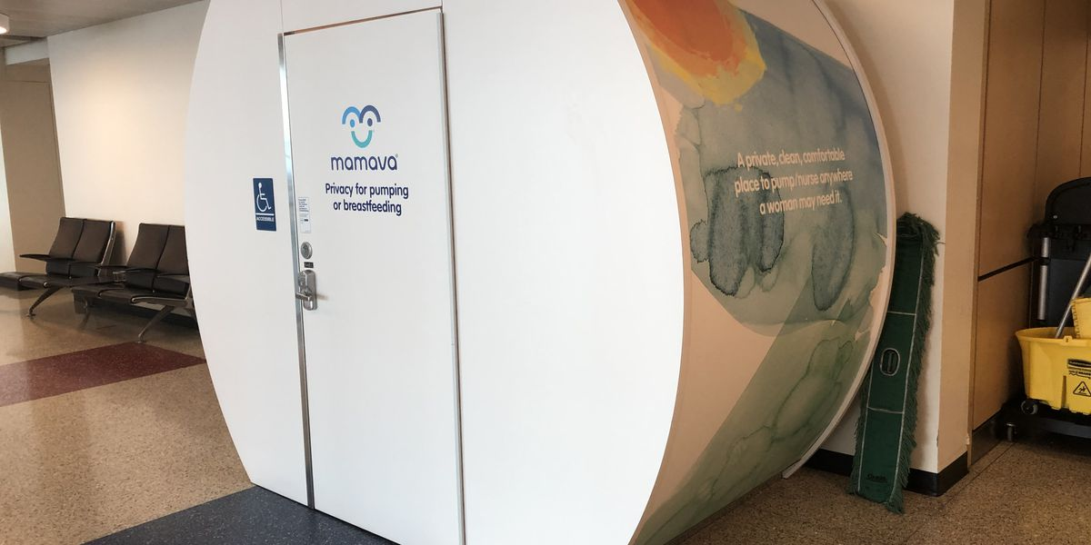 'Lactation pod' to give privacy for mothers at FedExForum