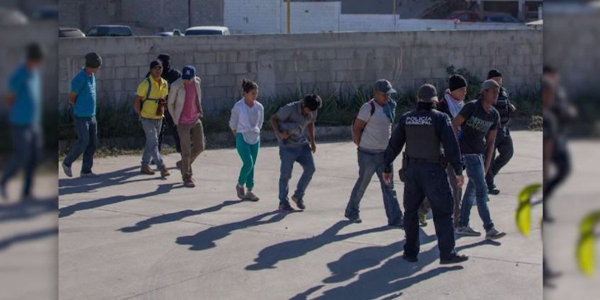 Mexican officials: 39 arrested at US-Mexico border will be deported to home countries