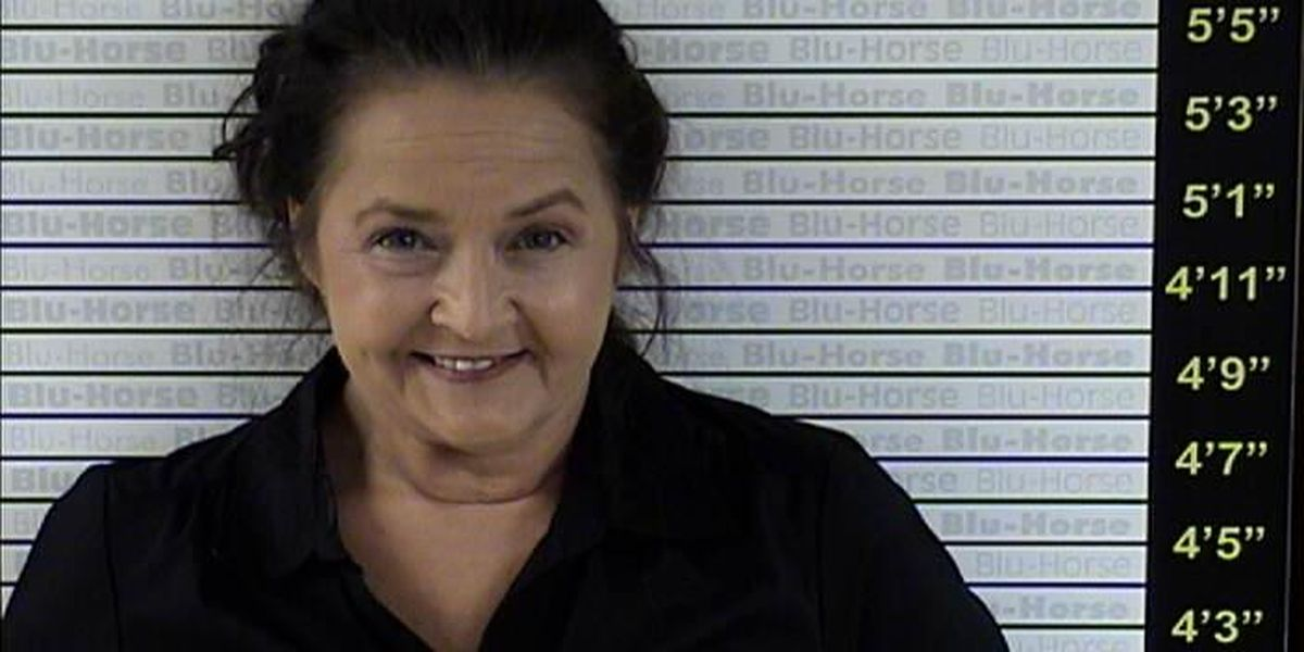 Arlington woman arrested for promoting contraband and criminal simulation