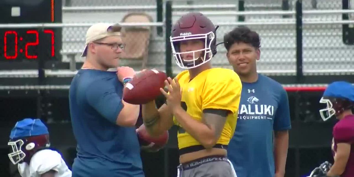 Stone ready for starting role at SIU