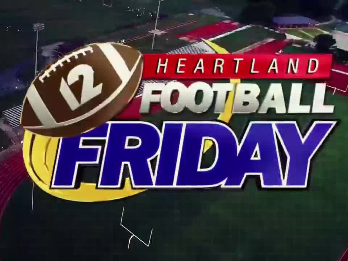 Heartland Football Friday Week 12 final scores