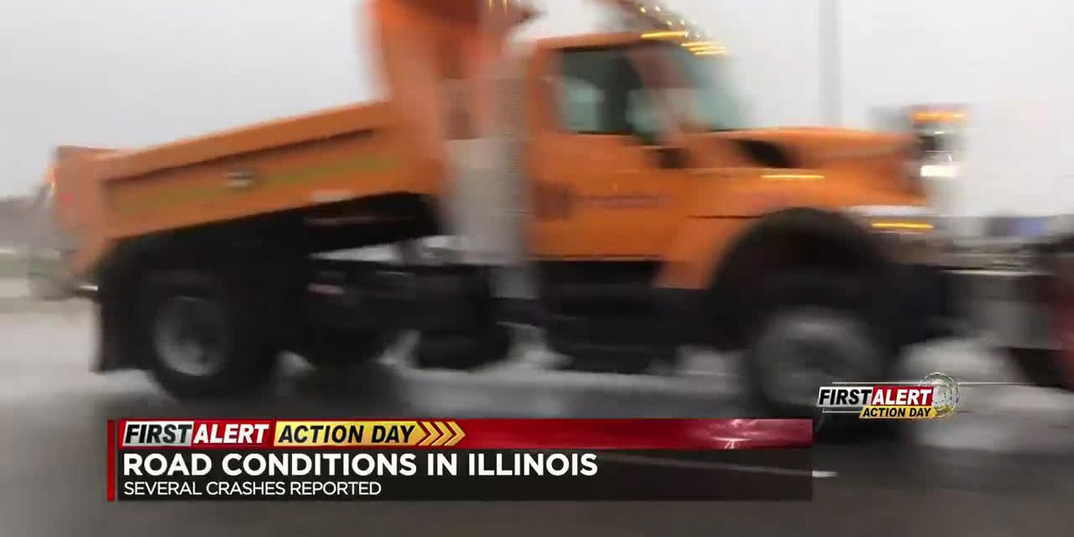 Road conditions in Southern Illinois 11/11