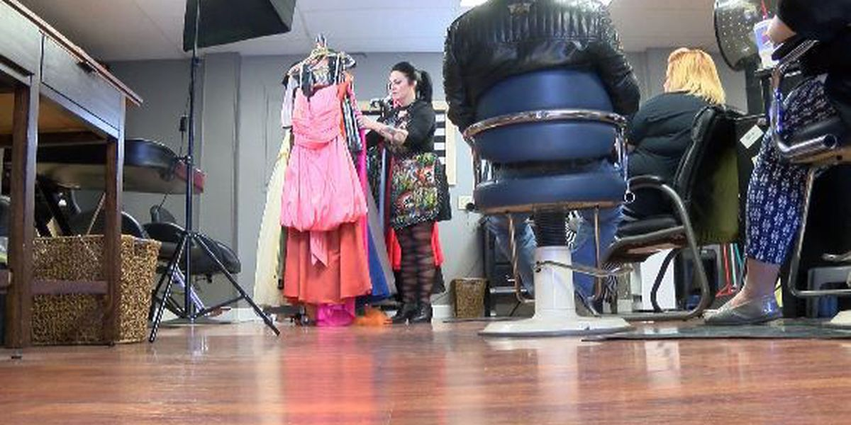 Heartland salon plays fairy godmother for prom night prep