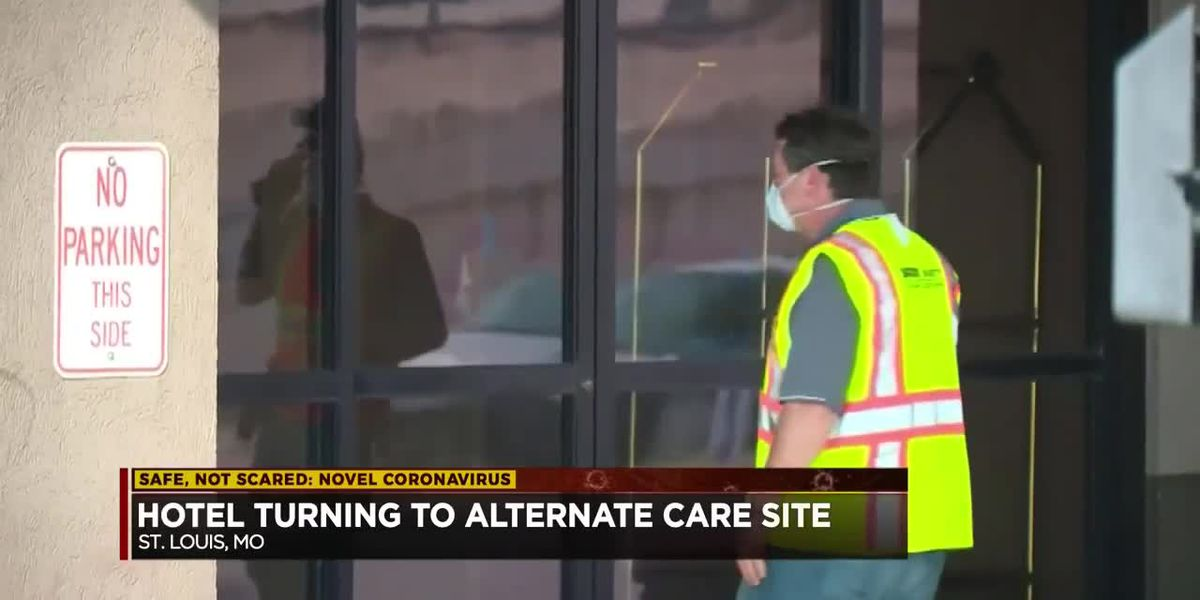 Hotel turning to alternate care site