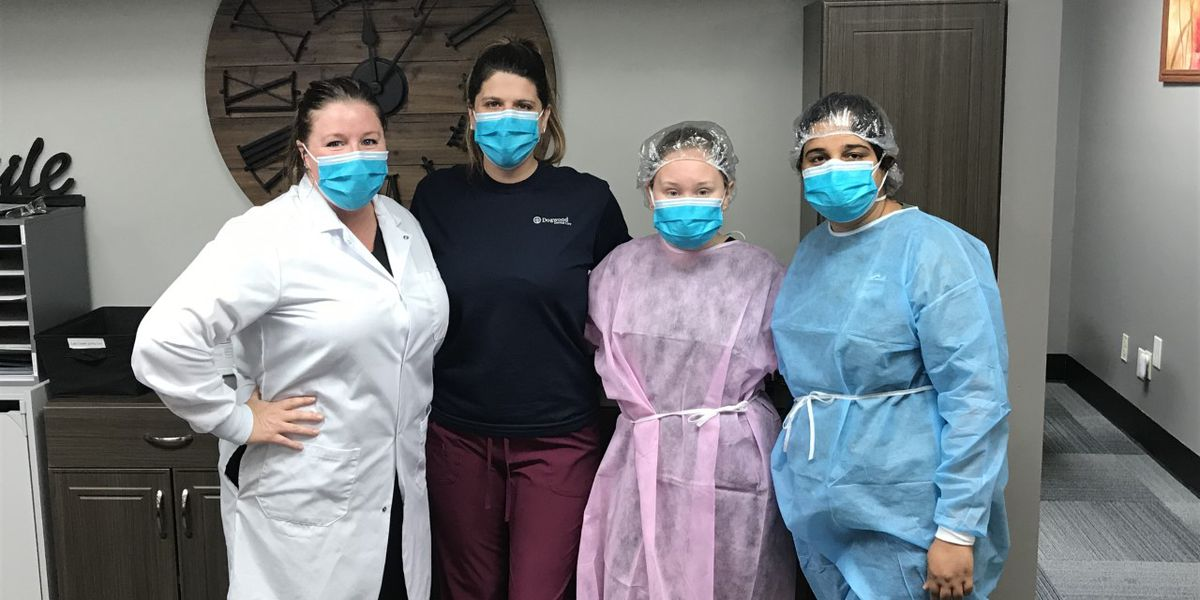 Southern Ill. dentist reopens with precautions in place