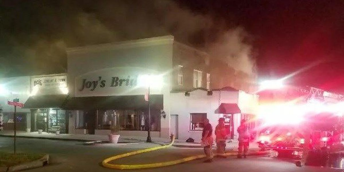 Early morning fire breaks out at Sikeston, MO business