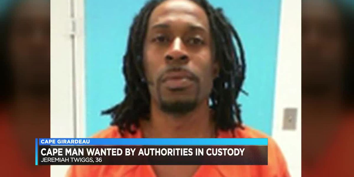 Cape Girardeau wanted man arrested