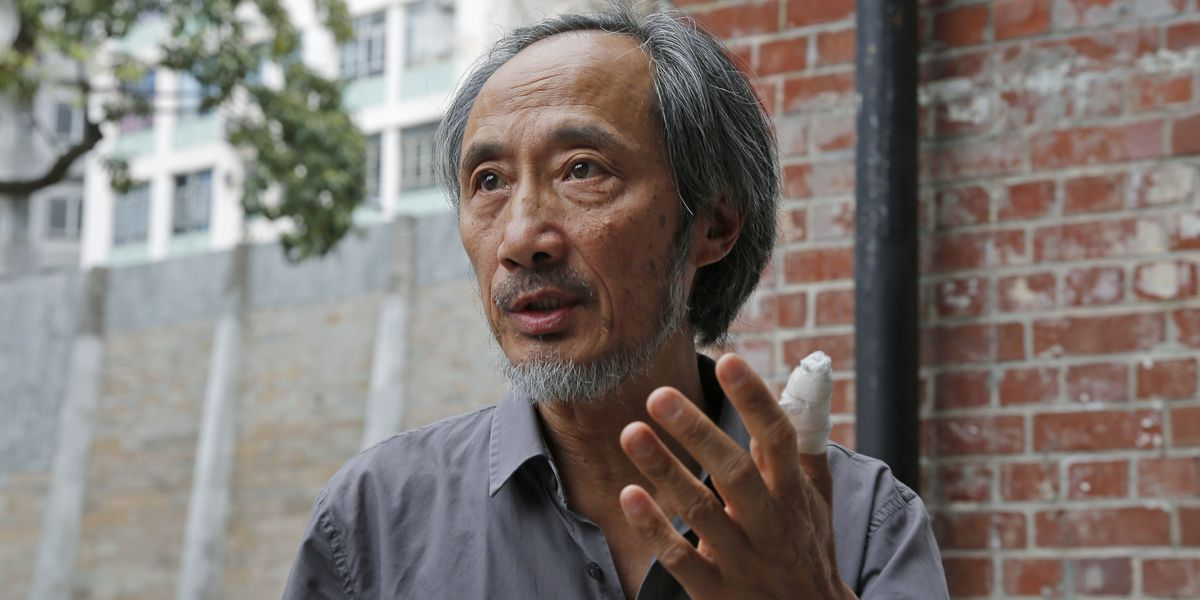 Events canceled, editor expelled: Hong Kong's losing freedom