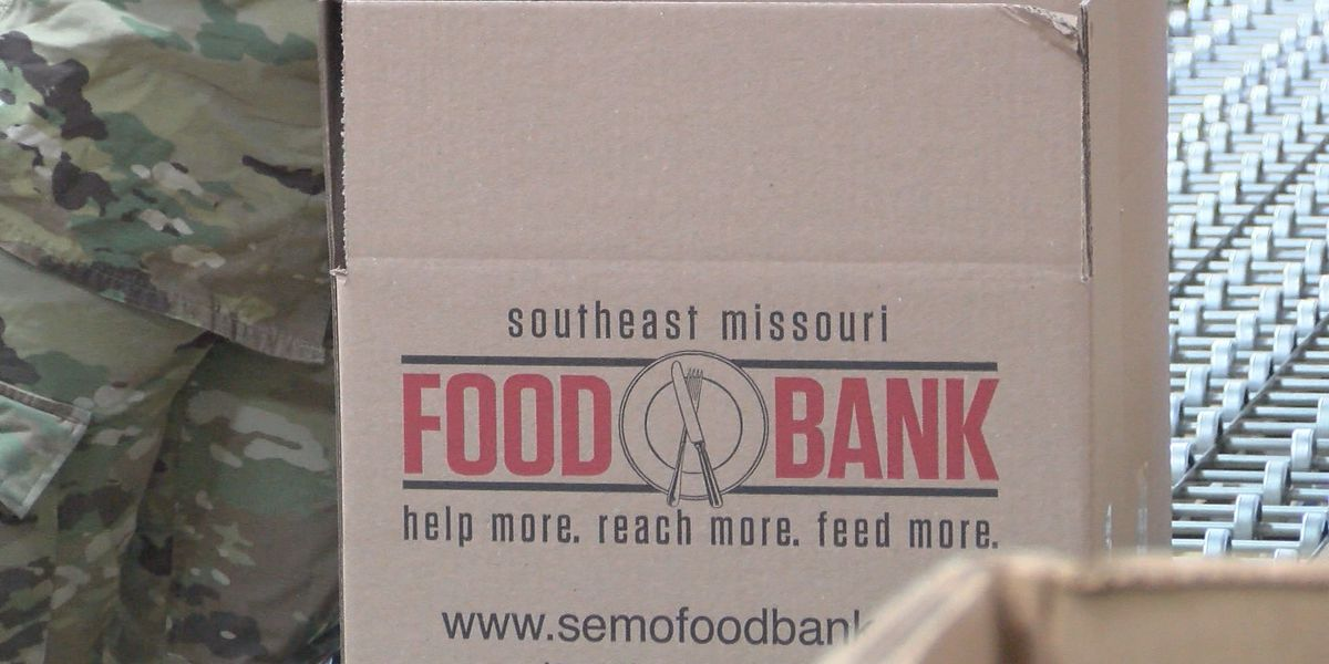 SEMO Food Bank distributed more than 16 million pounds of food last year