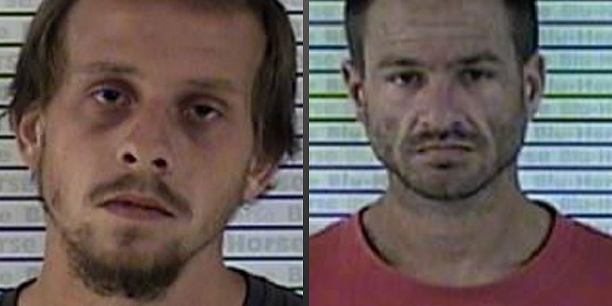 2 arrested on drug, firearm charges in Graves County, Ky.