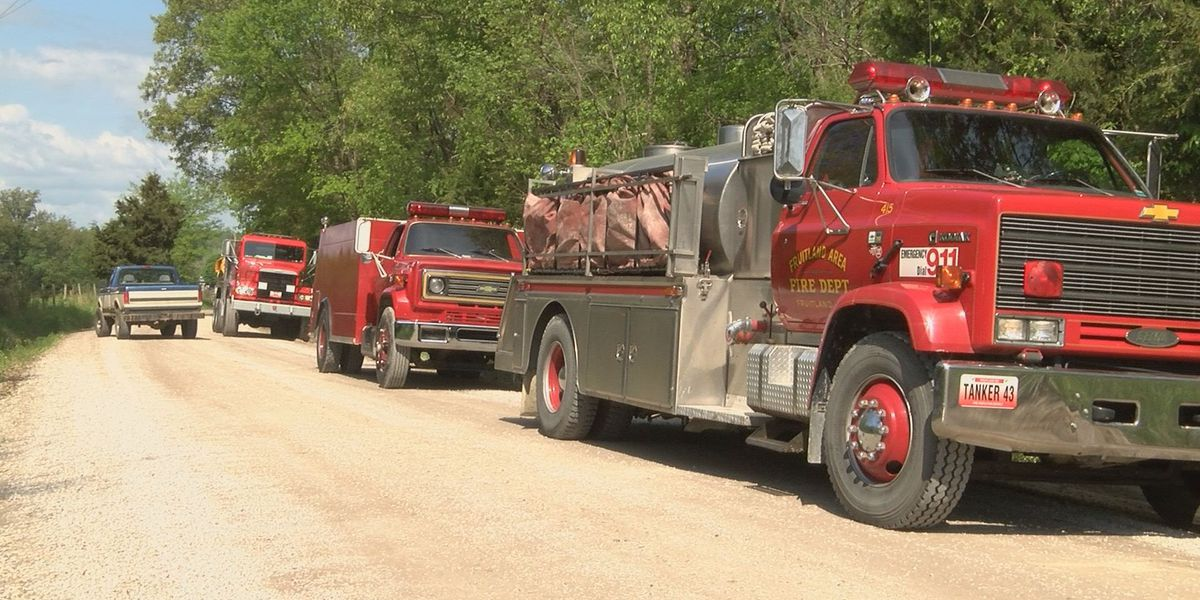 Multiple crews respond to house fire in Cape Girardeau Co.